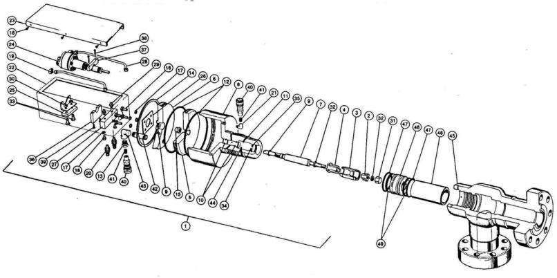 Hydraulic Drilling Choke